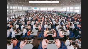 Manufacturing #11Youngor Textiles, Ningbo, Zhejiang Province, China, 2005