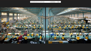Manufacturing #10 abCankun Factory, Xiamen City, China, 2005