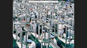 Manufacturing #16 Bird Mobile, Ningbo, Zhejiang Province, China, 2005
